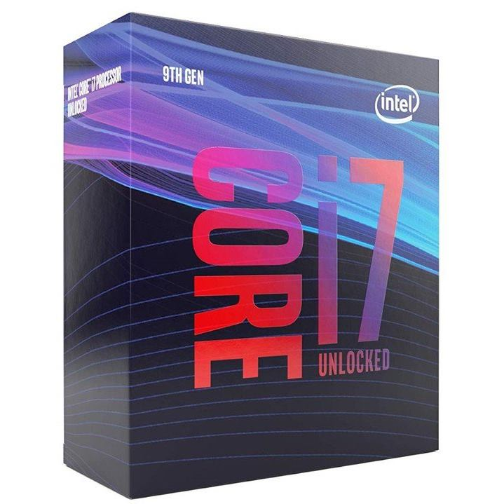 INTEL Intel Core i7-9700K 12M Cache up to 4.90 GHz