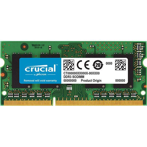 CRUCIAL Apple/MAC 4GB/DDR3 SO-DIMM/1066MHz/CL7/1.5