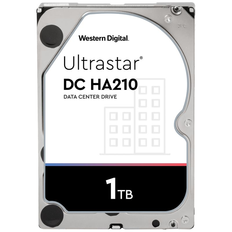 """WD Ultrastar DC HA210 1TB/3,5""""/128MB/26mm"""