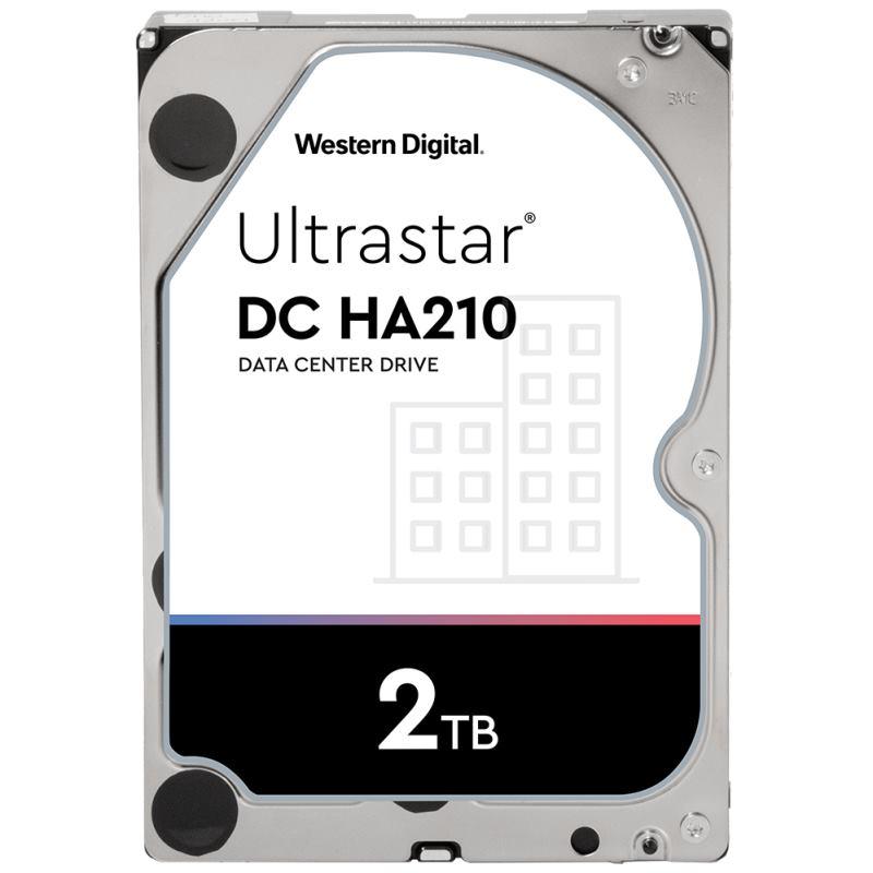 """WD Ultrastar DC HA210 2TB/3,5""""/128MB/26mm"""