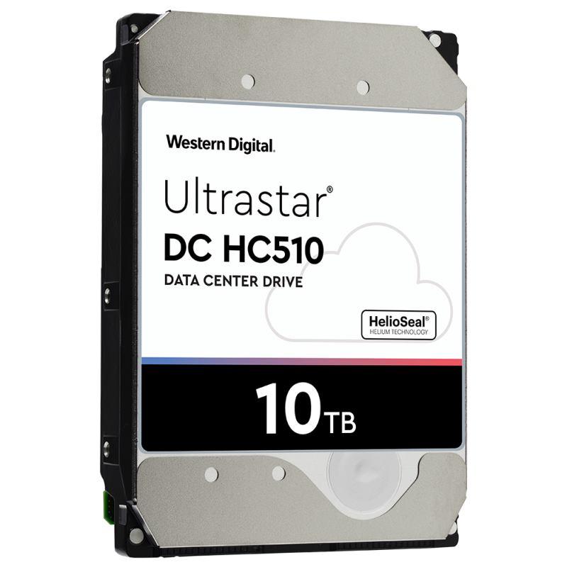 """WD Ultrastar DC HC510 10TB/3,5""""/256MB/26mm"""