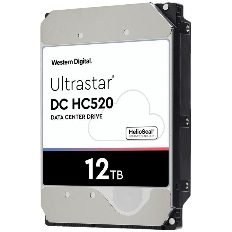 """WD Ultrastar DC HC520 12TB/3,5""""/256MB/26mm"""
