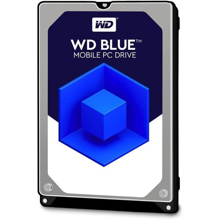 "WD BLUE Mobile 2TB/2,5""/128MB/7mm"