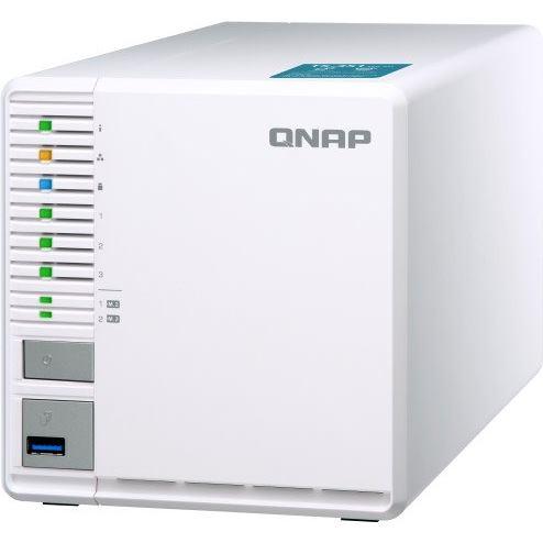QNAP NAS Server TS-351 3xHDD 2GB