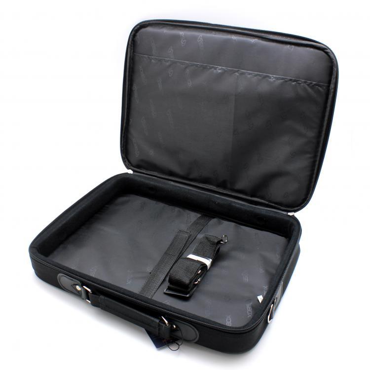 """SBOX Taška pre notebook 15,6"""" NEW YORK Black"""