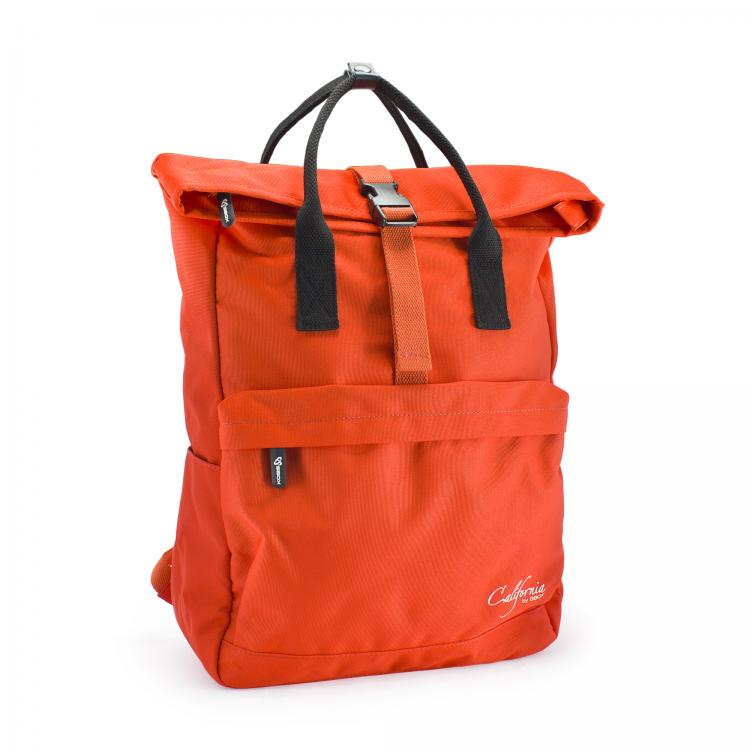 "SBOX Ruksak pre notebook 15,6"" CALIFORNIA Orange"