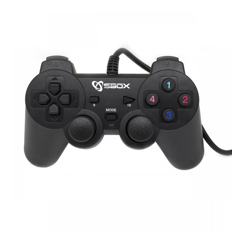SBOX GP-2009, 3v1 Gamepad USB/PS2