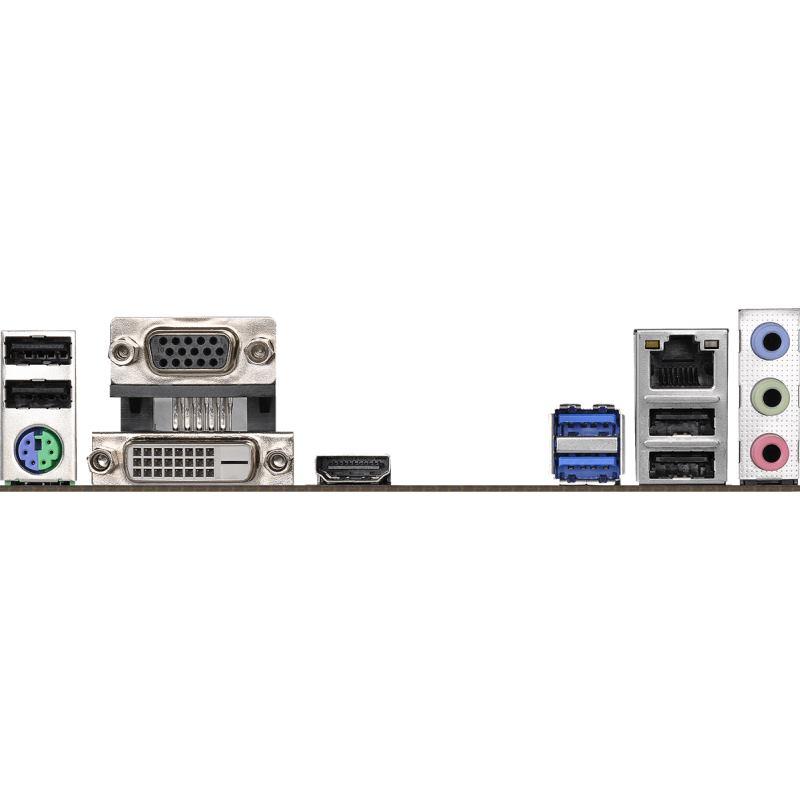 ASROCK Základná doska H310CM-HDV/M.2