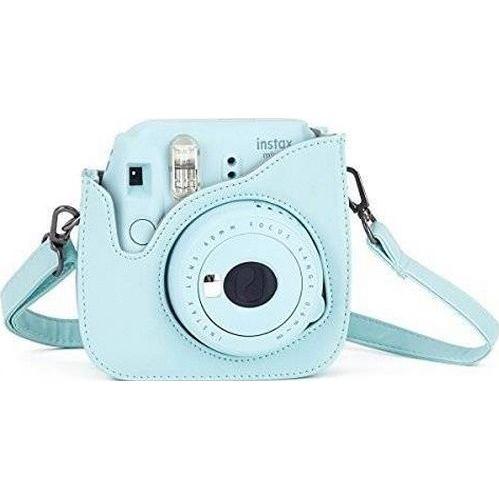 Fujifilm Instax mini 9 + film 10 + púzdro Ice Blue