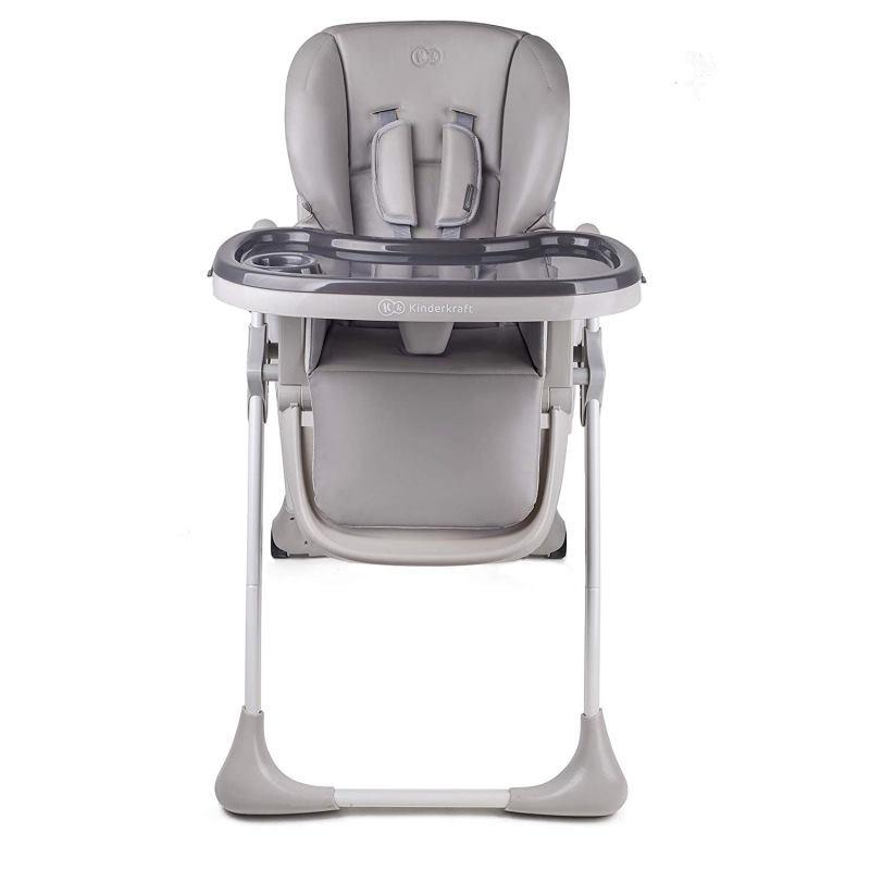 b4480b27b8b8 KINDERKRAFT High chair YUMMY detská stolička grey KKKYUMMGRY0000 ...