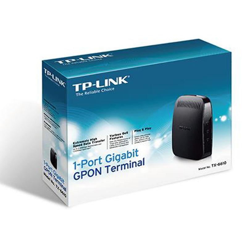 TP-Link TX-6610 1-port gigabitový terminál GPON