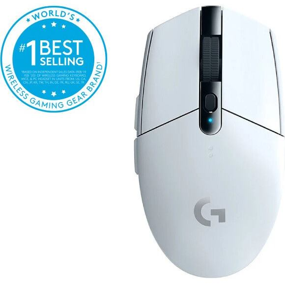 LOGITECH Mouse Gaming G305 white