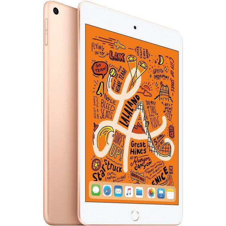 APPLE iPad mini 5 (2019) 64GB WiFi Gld
