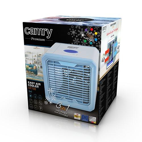 CAMRY CR 7318, Easy Air Cooler Klimatizácia USB