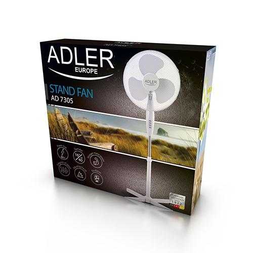 ADLER AD 7305, Stojanový ventilátor