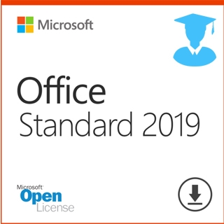 MS OFFICE Standard 2019 OLP NL Acdmc