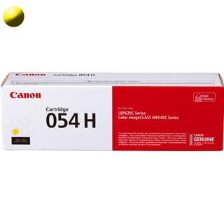CANON Toner 054H yellow