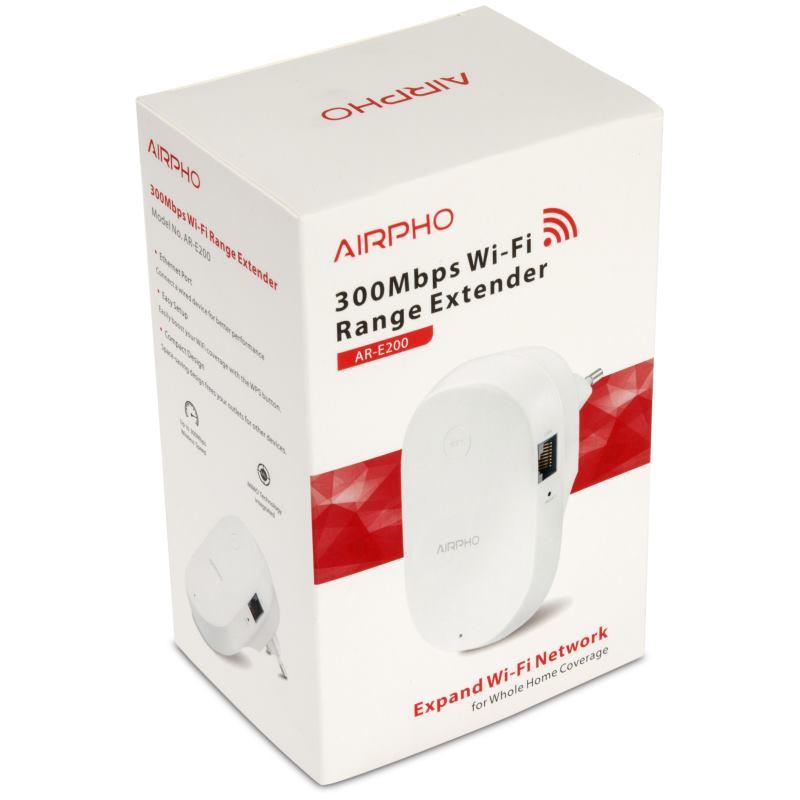 AIRPHO Wifi N 300Mbps Range Extender