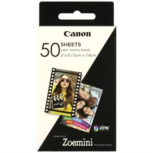 CANON ZP-2030 50 ks ZINK fotopapier pre Zoemini