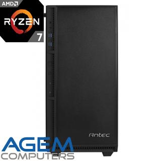 AGEM Ryzen 2700 RX VEGA 56 Windows 10 SK