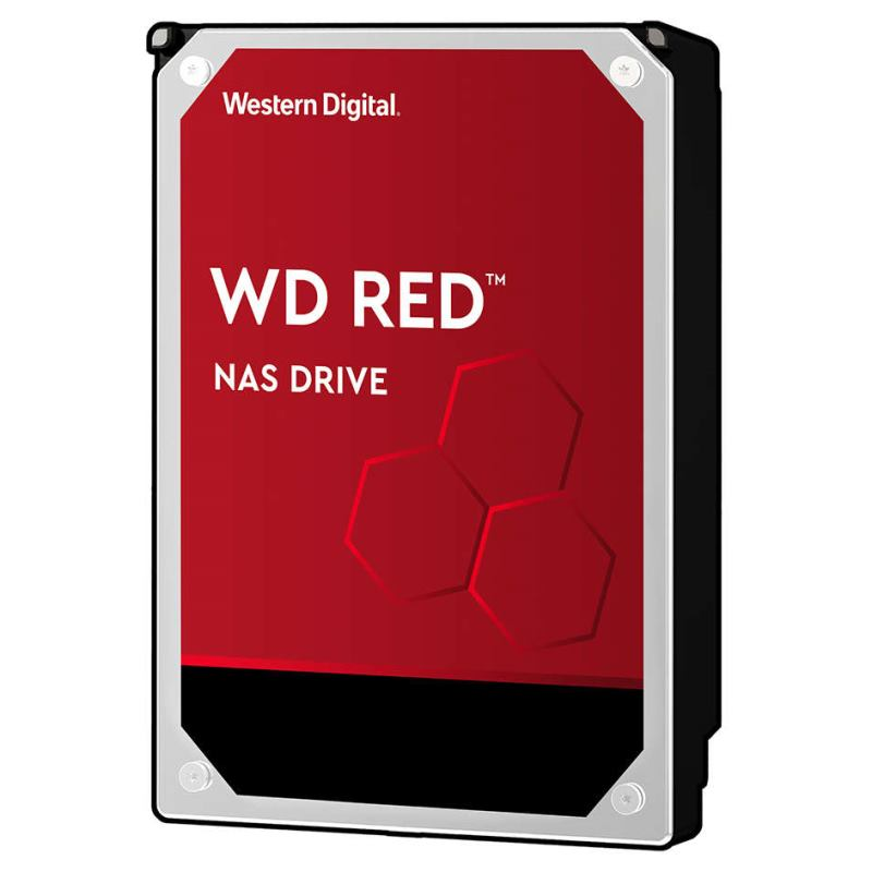 """WD Red NAS 6TB 3,5""""/256MB/26mm/24/7"""