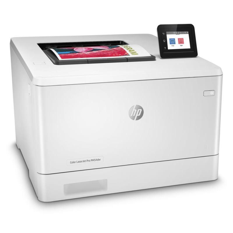 HP Tlačiareň LaserJet Pro M454dw A4