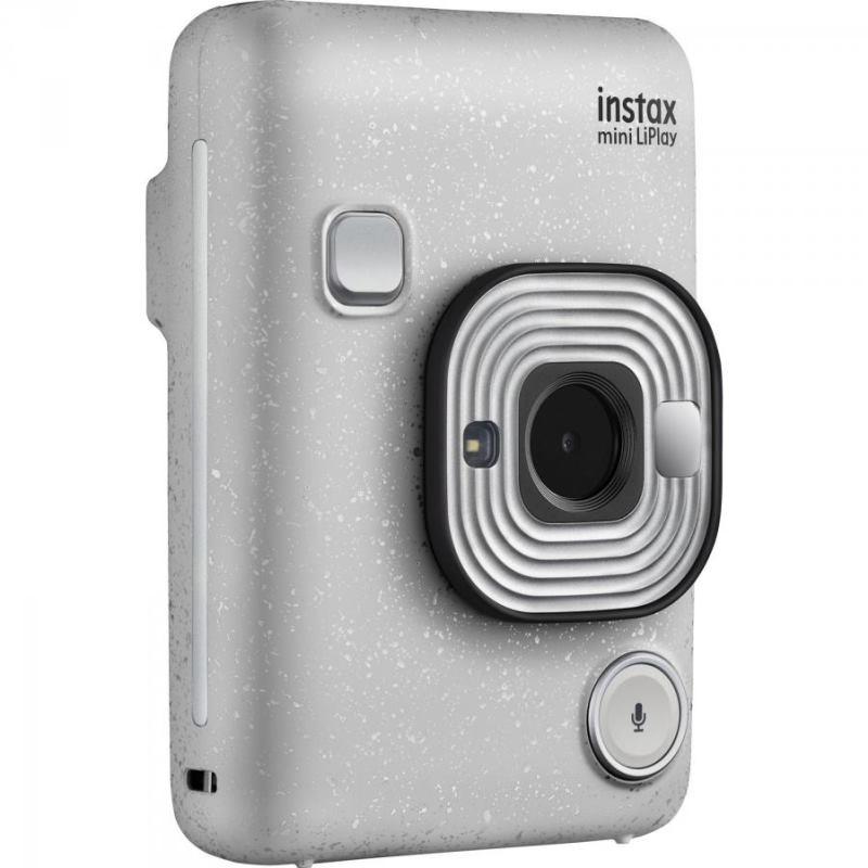 Fujifilm Instax Mini LiPlay Hybrid (Stone White)