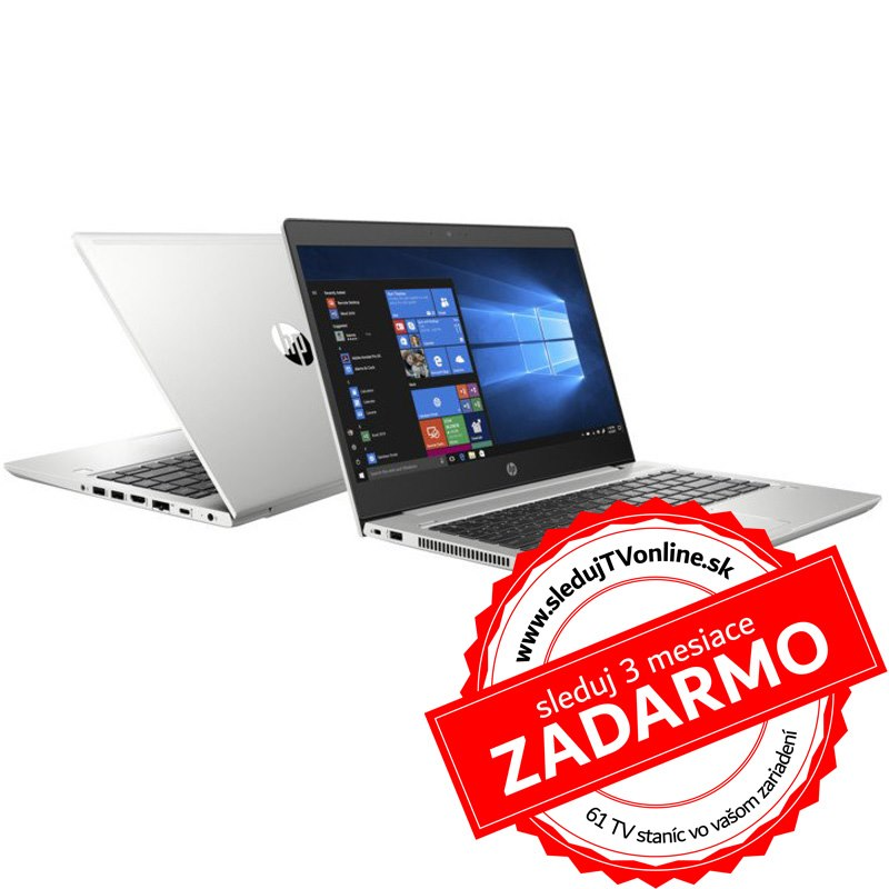 """HP 450 G6 15,6"""" FHD i3-8145U/4G/128GB+2,5""""slot/W10"""