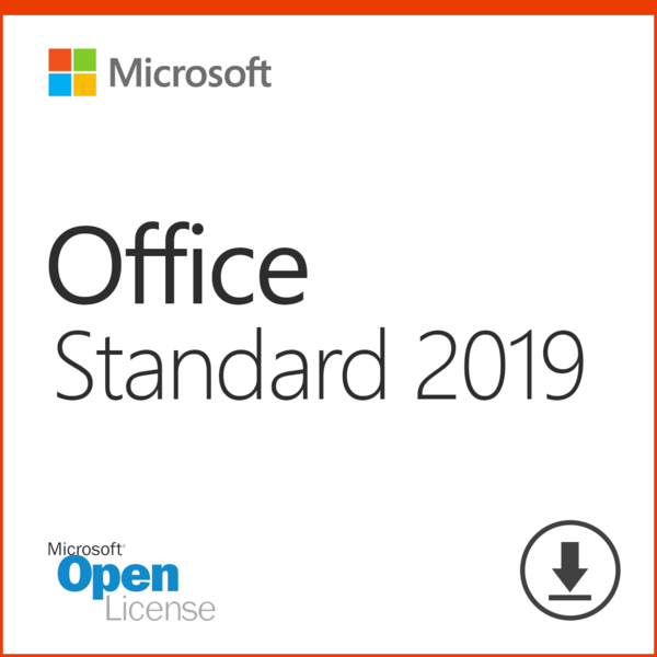 MS OFFICE Standard 2019 OLP NL
