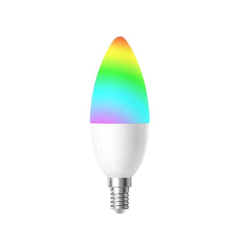 WOOX R5076, E14 RGB+WW LED BULB WiFi