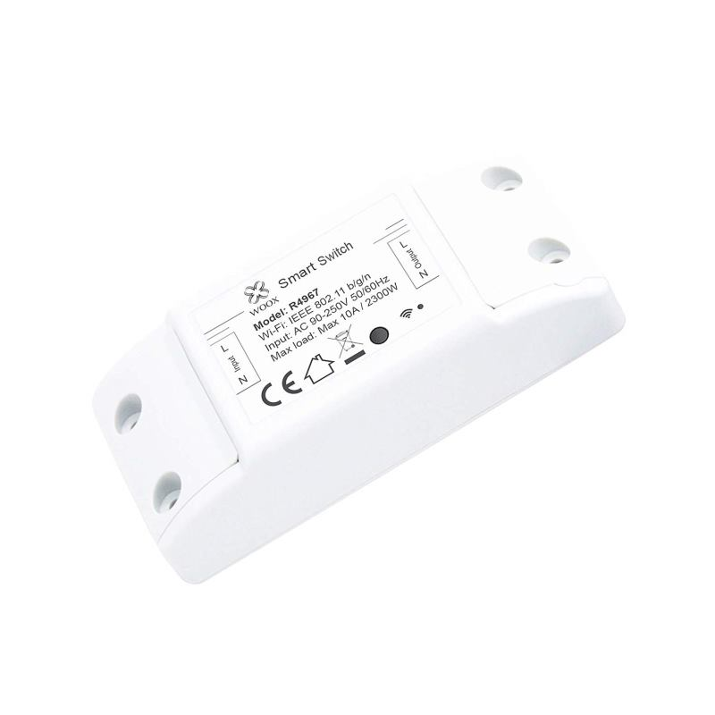 WOOX R4967, WiFi switch 10A WiFi