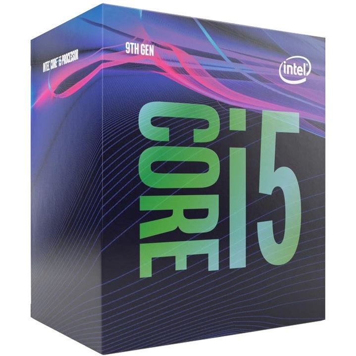 INTEL Intel Core i5-9400 (9M Cache, up to 4.1GHz)