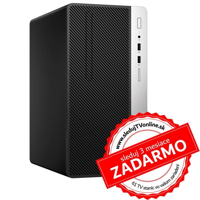 HP 400 G6 MT i7-9700/8G/1T/Int/DVD/W10P
