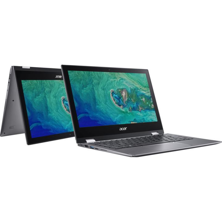 """ACER Spin 1 11,6"""" Dot FHD N5000/4/64/Int/W10S g"""