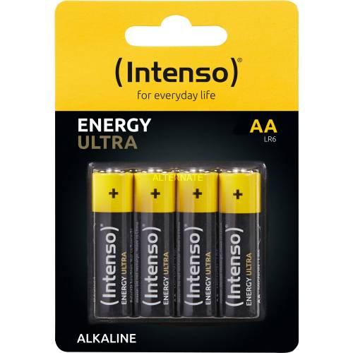 INTENSO Energy Ultra AA, Batérie alkalické 4ks