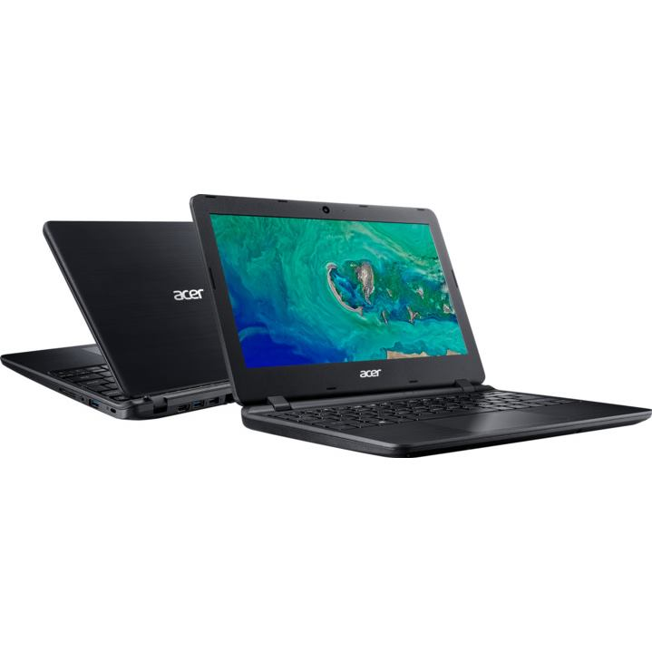 "ACER Aspire 1 11,6"" HD N4000/4/64/Int/W10s blk"