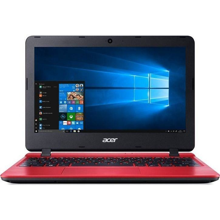 "ACER Aspire 1 11,6"" HD N4000/4/64/Int/W10s red"
