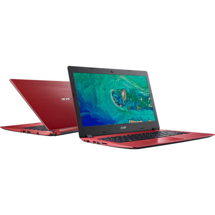 "ACER Aspire 1 14"" FHD N4100/4/64/Int/W10s red"