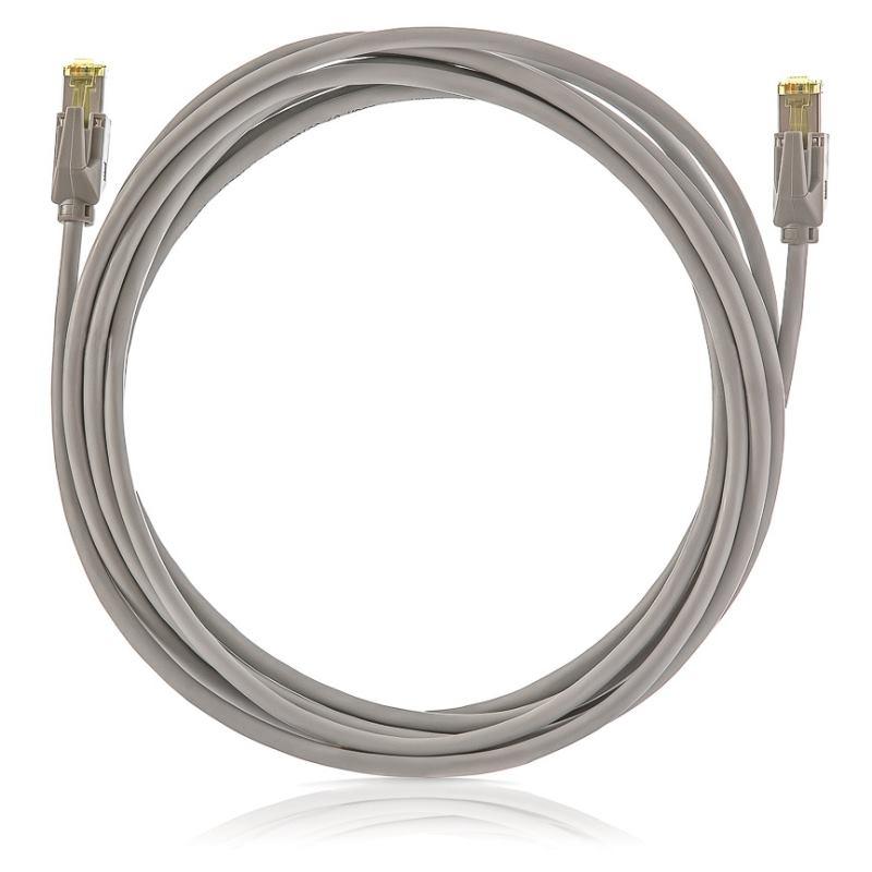 PATCH Patch kábel STP Cat 6A LSOH šedý 20m