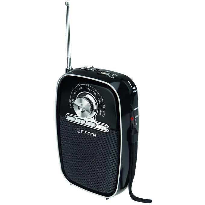 MANTA Rádio FM 2A