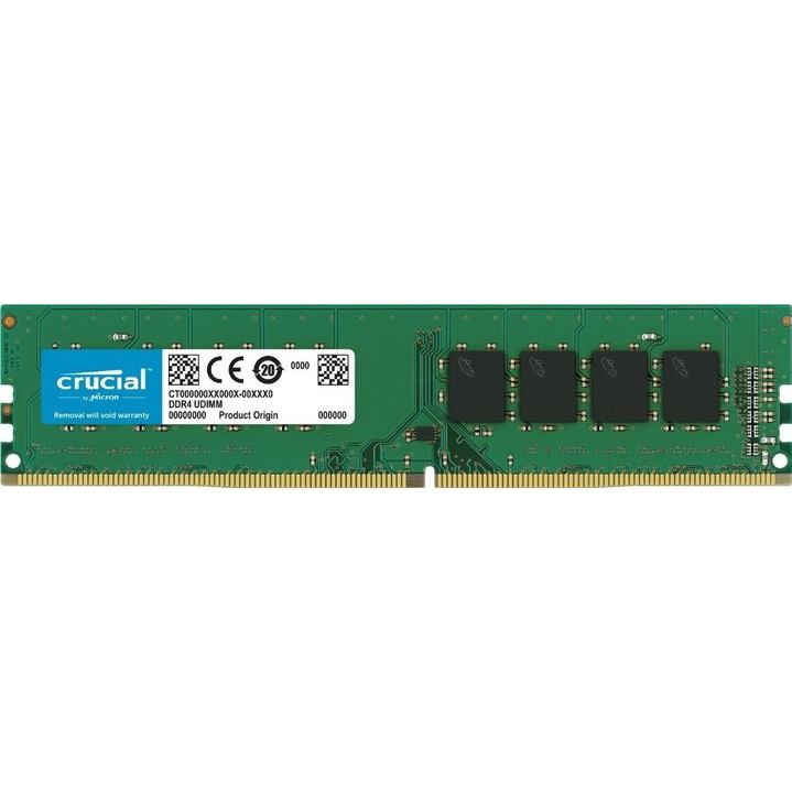 CRUCIAL 8GB/DDR4/2666MHz/CL19/1.2V