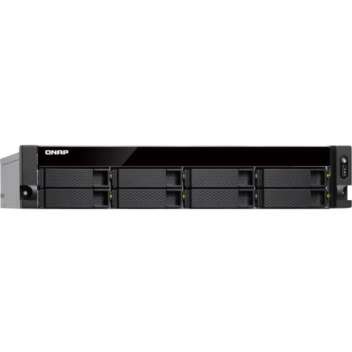 QNAP NAS Server TVS-872XU-RP-i3-4G