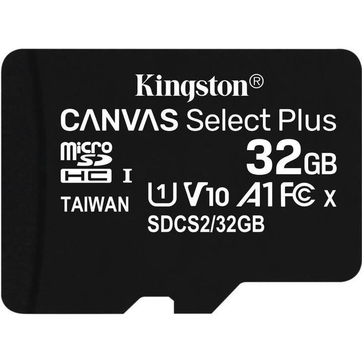 KINGSTON Micro SDHC CANVAS 32GB UHS-I