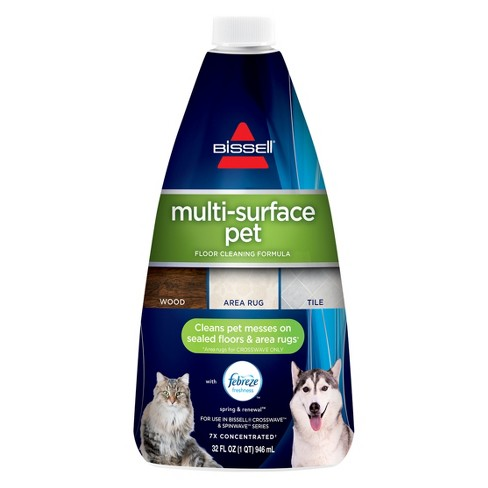 BISSELL MultiSurface Pet with febreeze - CrossWave