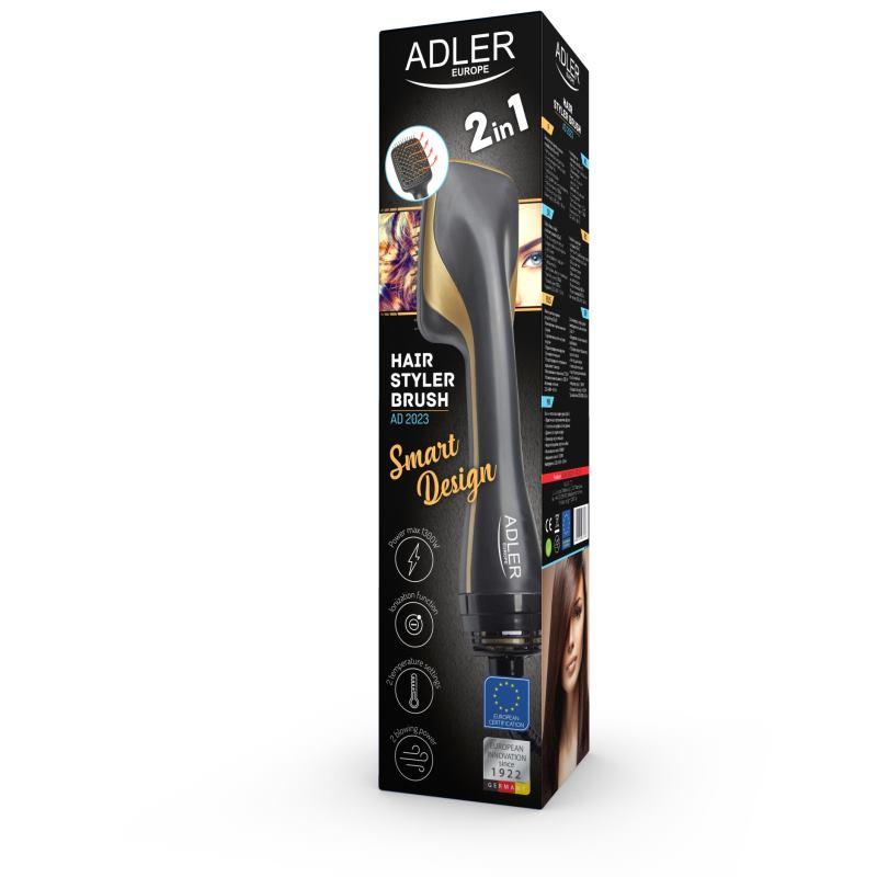 ADLER AD 2023, Termokefa na vlasy