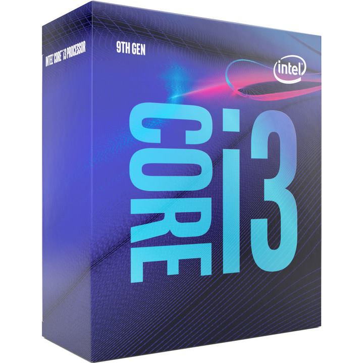 INTEL Intel Core i3-9100 (6M Cache, 4,2 GHz)