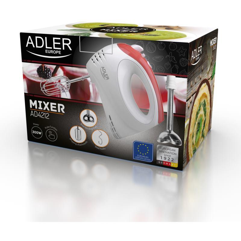 ADLER AD 4212, Kuchynský mixér/šľahač