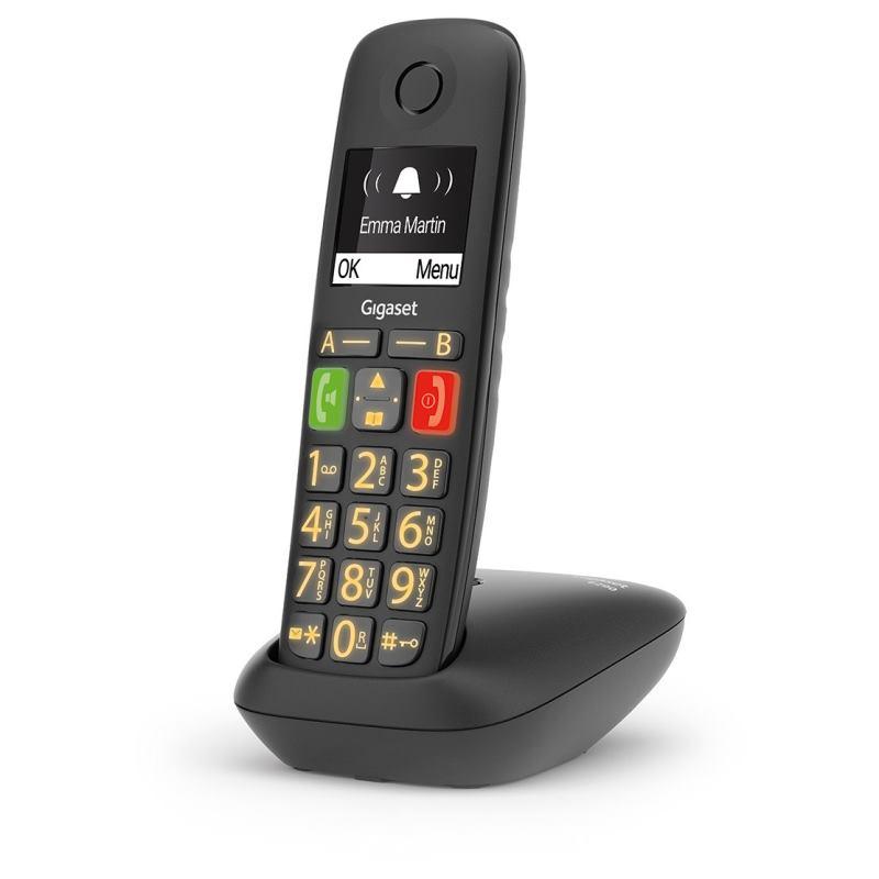 Gigaset E290, Telefónny prístroj