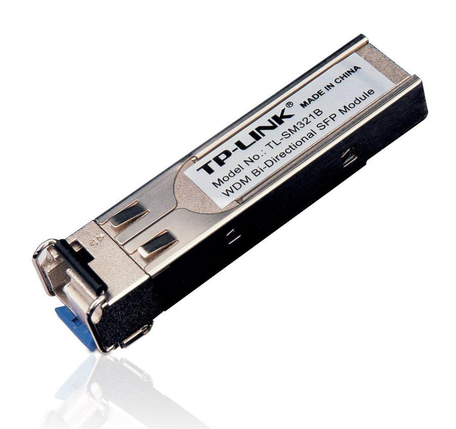 TP-Link TL-SM321B 1000Base-BX WDM Bi-Directional