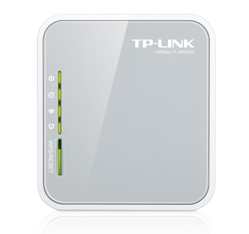TP-Link TL-MR3020 Portable 3G Router Wifi N